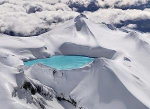 Image de Synthèse du Lac Vostok issu du site http://www.avds.ch