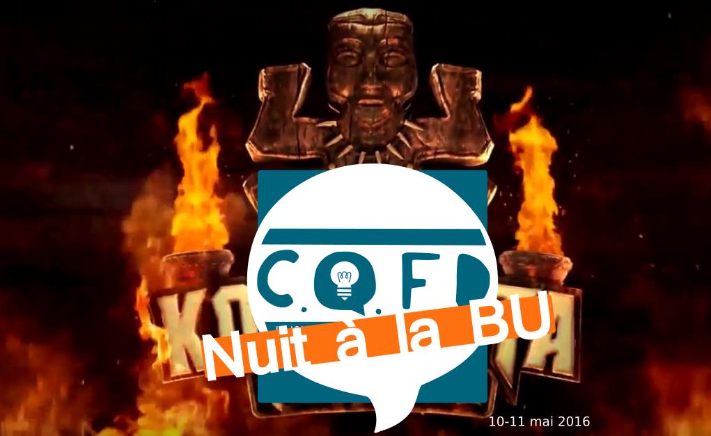 Nuit à la BU – EDITO (22h)