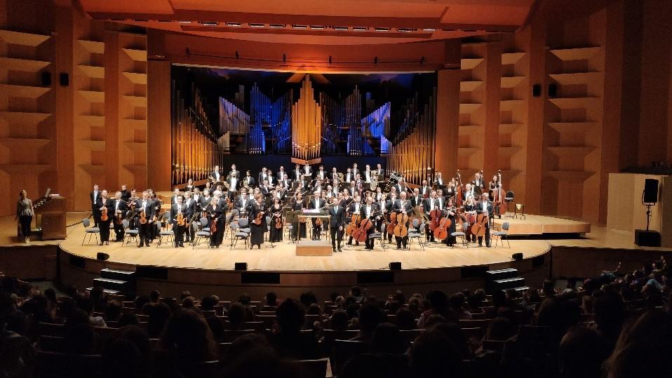 Un concert étudiant placé sous l'étoile de la grandeur