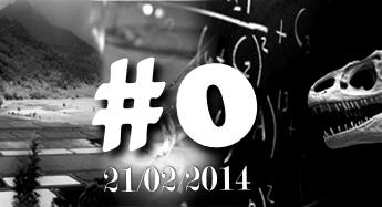 Venez découvrir l'édition #0 du C.Q.F.D. !