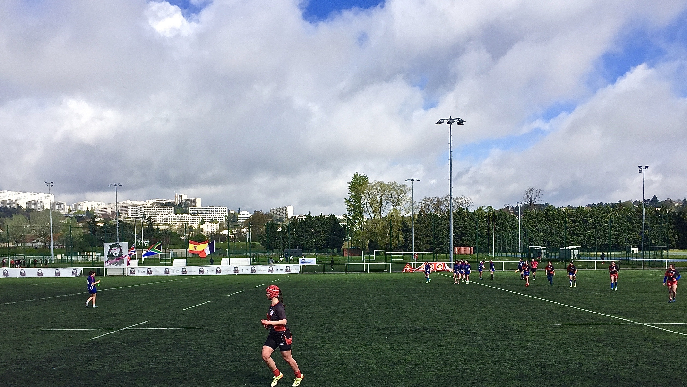 Ovalyonne Sevens : Tournoi international de rugby féminin