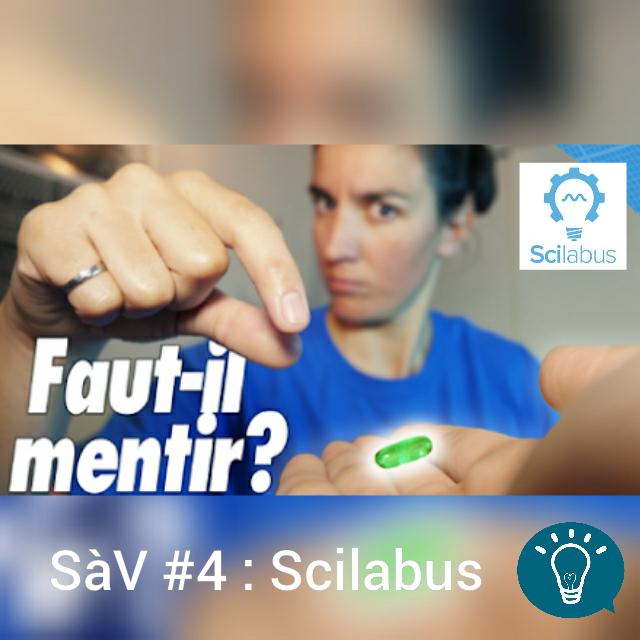 Science à Voir #4: Scilabus