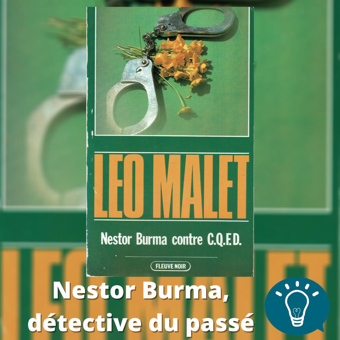 Nestor Burma, détective du passé