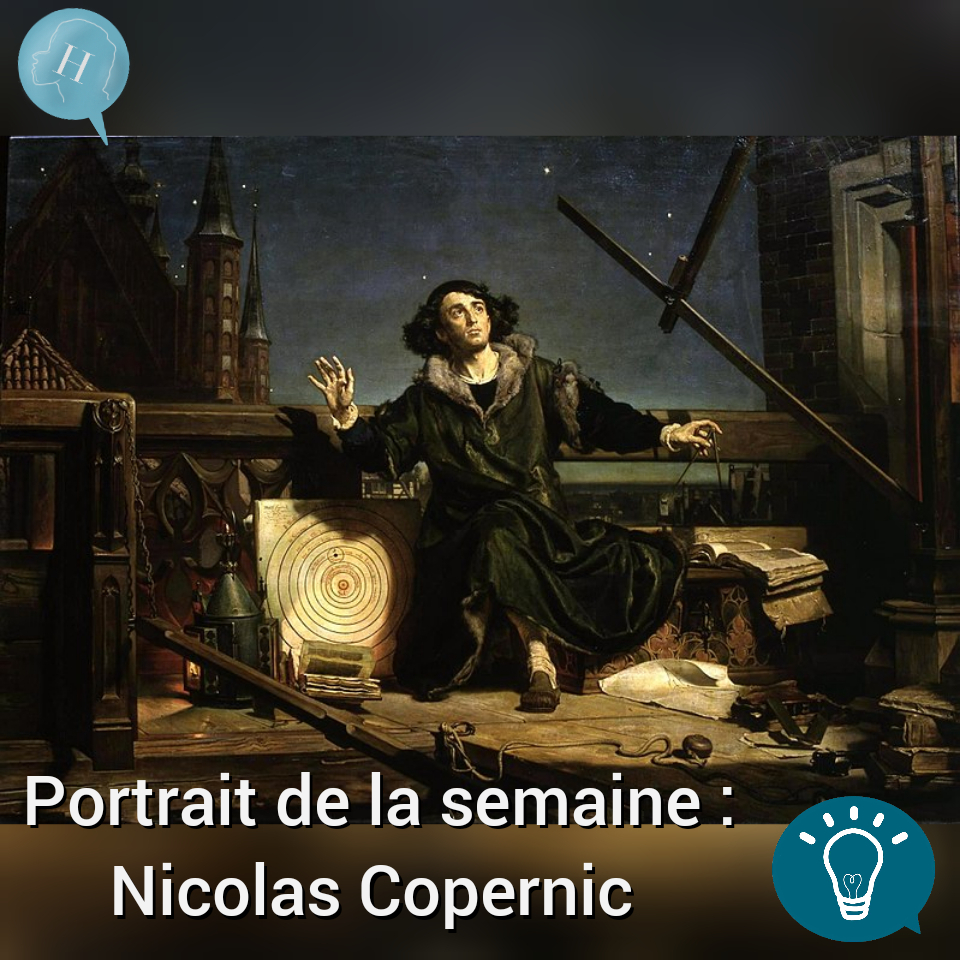 Portrait de la semaine : Nicolas Copernic