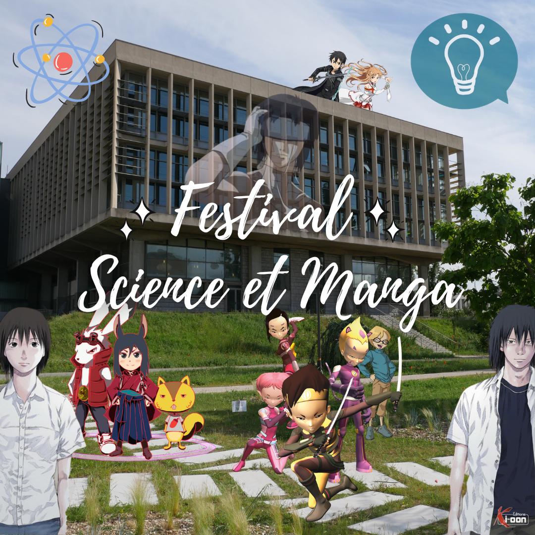 Sciences, Manga et virtuel; La sélection de la rédaction :